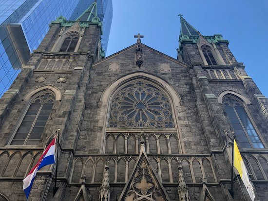 Croatian Church New York - Sts. Cyril & Methodius & St. Raphael RCC