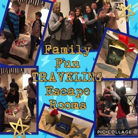 Family Fun Escape Rooms