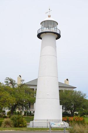 Biloxi Lighthouse Picture Of Biloxi Lighthouse Tripadvisor