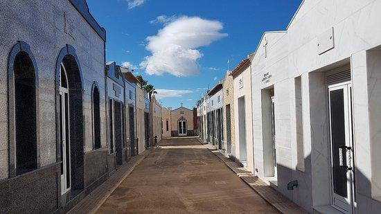 Cementerio de Los Alcazares