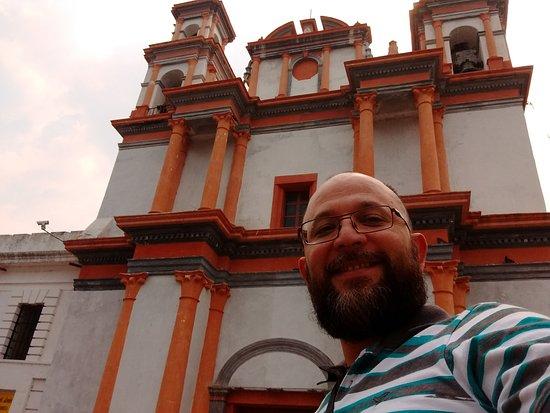 San Cristobal de las Casas, المكسيك: Iglesia de la Merced. Junto al Museo del Ámbar.