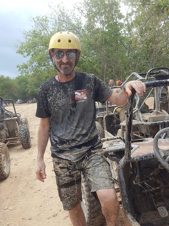 Best Dune Buggy Tour in Punta Cana: Mud Suit