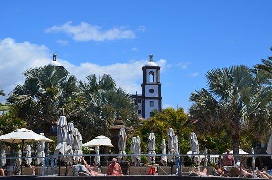Meloneras, España: Hotel aan de Paseo