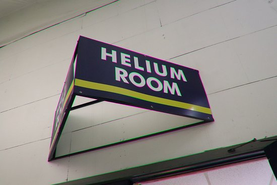 The Helium Room