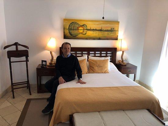 Entre Dos Aguas Hotel Boutique: la Maestro!
