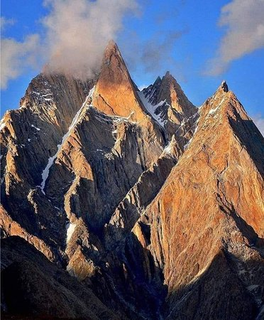 The Cathedral .. Rank of the Karakorum, Gilgit Baltistan-Pakistan. Experience an ultimate adventure with us.