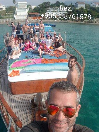 Scuba Cyprus Boat Trips
