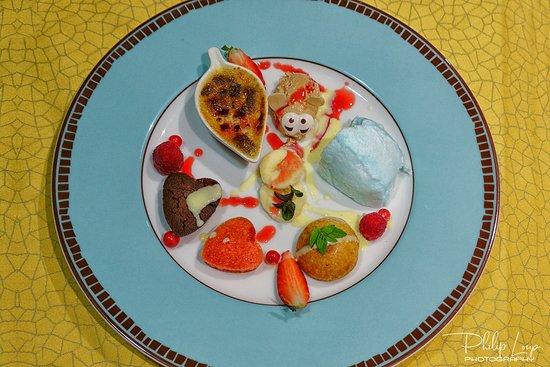 Le Petit Gargantua : Farandole de Dessert  de Pâques.