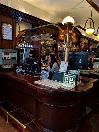 Hotel Old Quarter - Reception