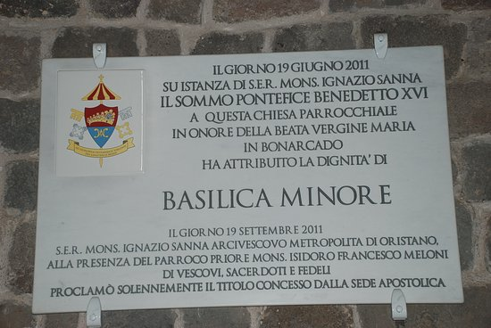 Bonarcado, Italia: INFO