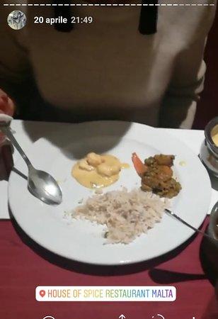 Cena etnica con sorpresa