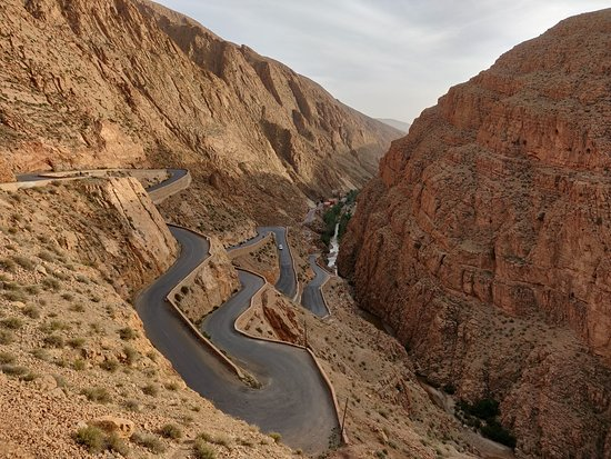 Desert Tours Marocco  Day Tours: Dades Gorge