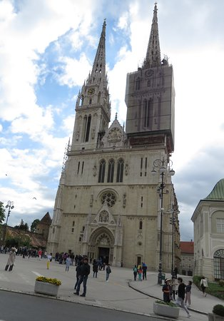 Cathedral - west part