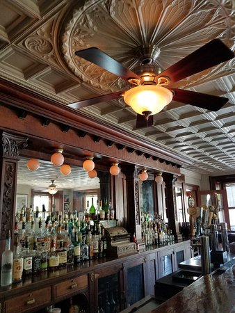 The National Hotel Restaurant And Bar Frenchtown Menu