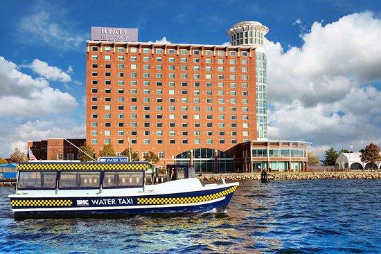 Hyatt Regency Boston Harbor Hotel