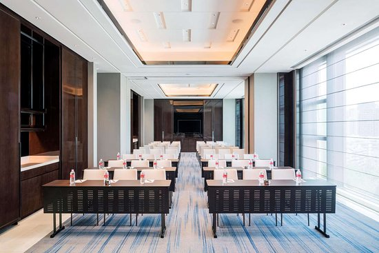 Hyatt Regency Shanghai Global Harbor: Meeting Room