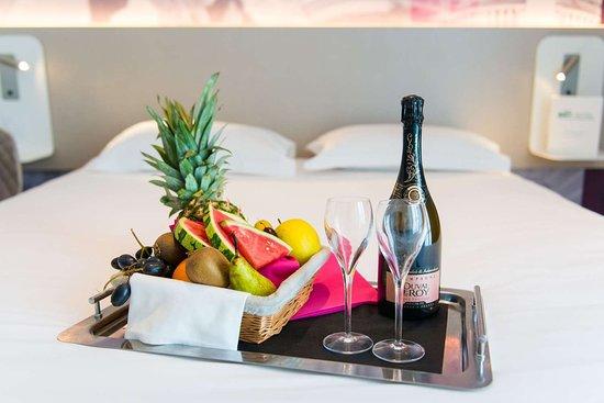 Brit Hotel Nantes Vigneux - L'Atlantel: Guest room