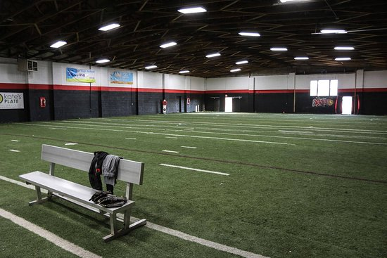 Centerville, OH: 8,000 sq ft indoor field. Available to rent for parties, functions, events.