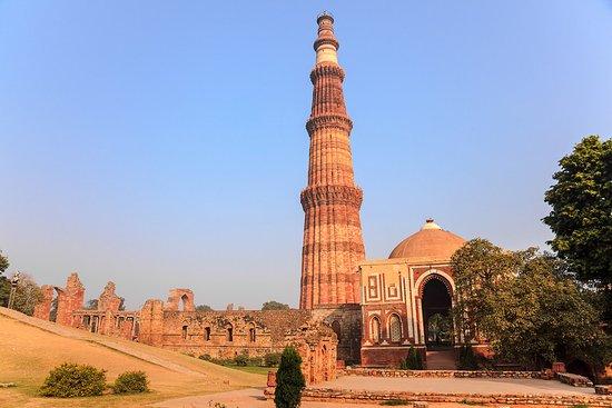 Agate Travel: Qutub Minar, New Delhi