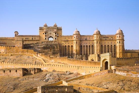 Agate Travel: Amber Fort, Jaipur