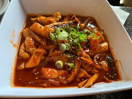 Gangnam Tofu