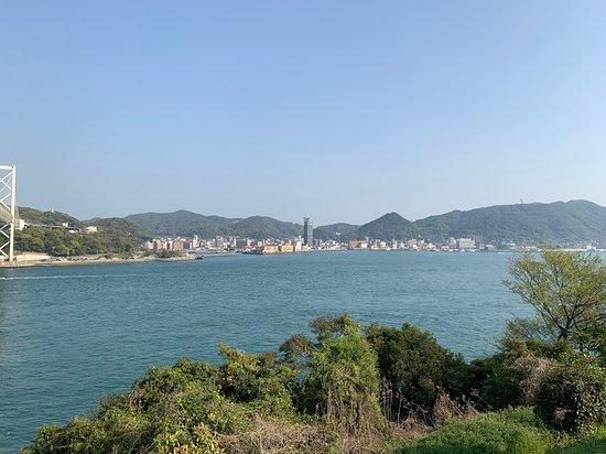 View of Kyushu/City of Moji
