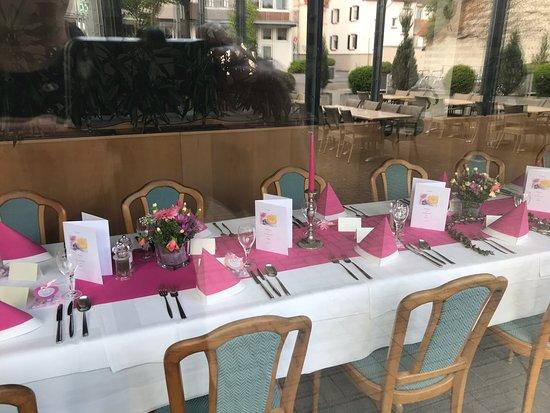 Gute Kroatische Und Internationale Kuche In Rodermark Restaurant Brunnen Am Theater Rodermark Reisebewertungen Tripadvisor