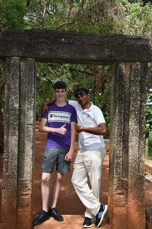Journey to Lanka