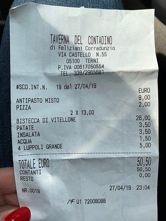 Taverna del contadino, Terni - Restaurant Reviews, Photos & Phone ...