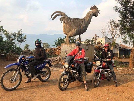 Motorbike Dalat