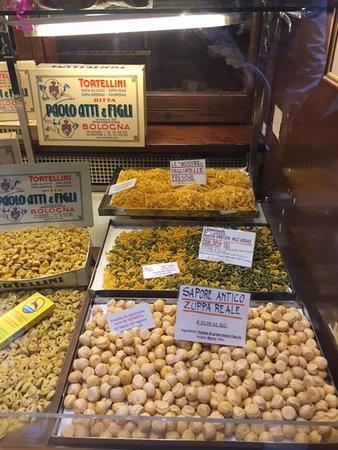 Bologna Street Food Tour: Taste like locals: Fresh tortellini