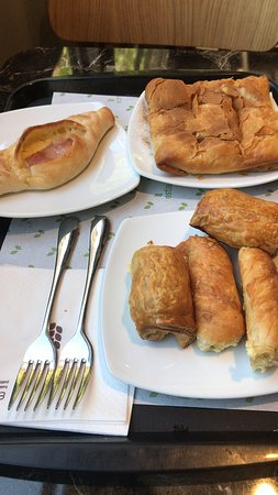 Best place in Thessaloniki for sweets and pastery