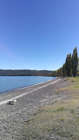 Beautiful beaches and walks in Kinloch, about 15 minutes northwest of main Taupo Town. Take your togs (bathing suit) and a towel and enjoy a Kiwi summer. Finish off with fish and chips on the beach but don't forget the sunblock!