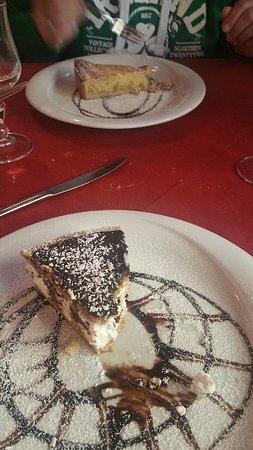 Torta cocco e Nutella + pastiera napoletana