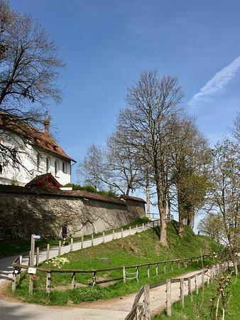 Luzern, Sveitsi: Herrlicher Start