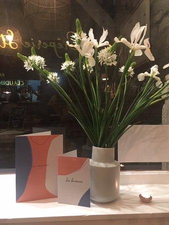 Fleurs du marché de Vannes