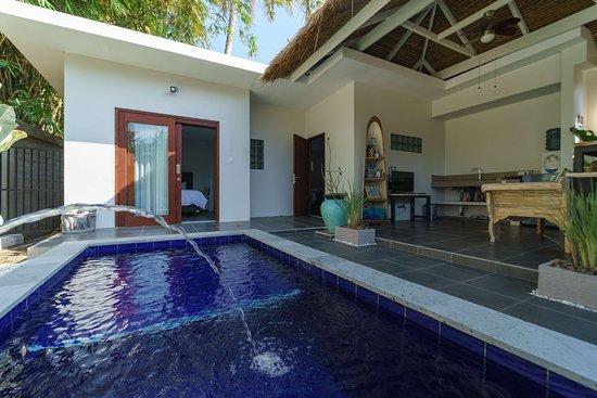 Pool - Picture of Mewali Villa's, Lombok - Tripadvisor