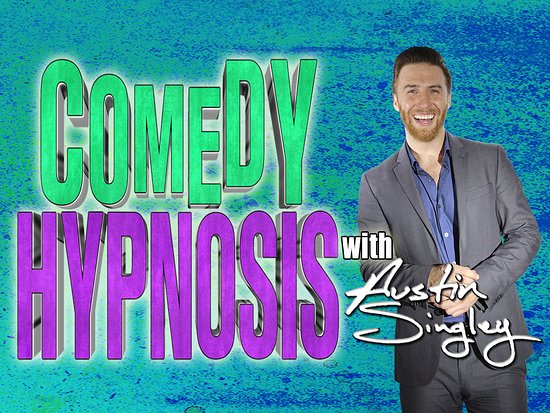 ‪Comedy Hypnosis With Austin Singley‬