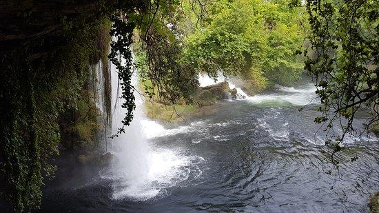 Lower Duden Waterfalls: DURDEN