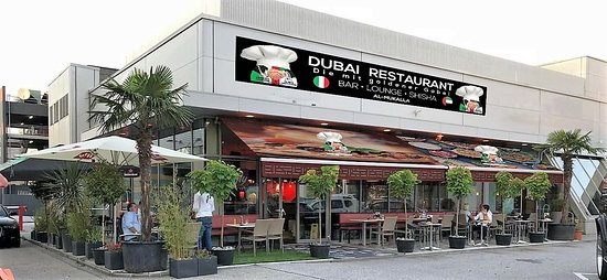 Dubai Restaurants Preise