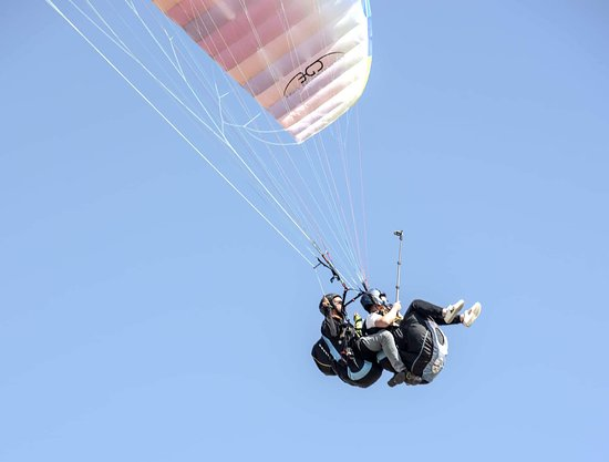 Ulusky Tandem Paragliding Photo