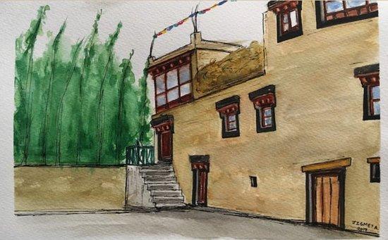 Old Raku House
