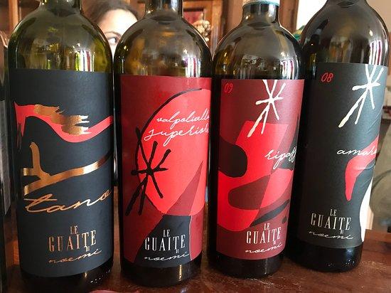 Valpolicella Tour: The land of Amarone: Wines
