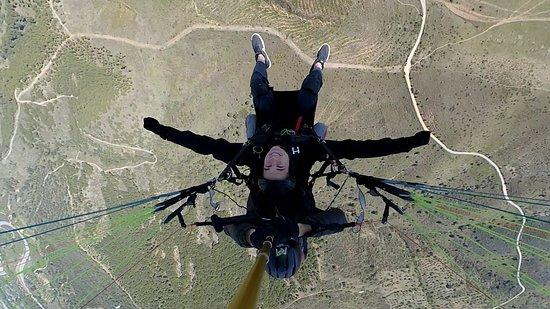 Paragliding Sierra Nevada, Granada, spain: Escoge las sensación que quieres experimentar.. hacemos los vuelos a tu medida