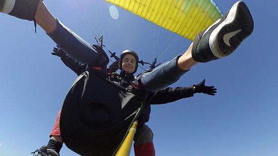 Paragliding Sierra Nevada, Granada, spain: No se necesita experiencia... Volamos con niños, mayores y discapacitados