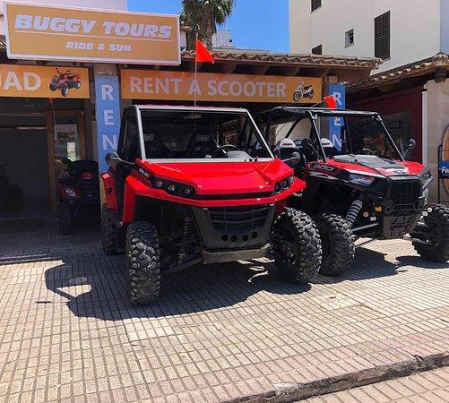 Buggy Mallorca Tours