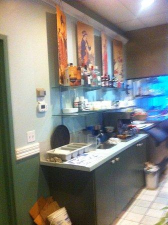 Wong's Chinese Buffet Restaurant