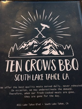 Ten Crows BBQ