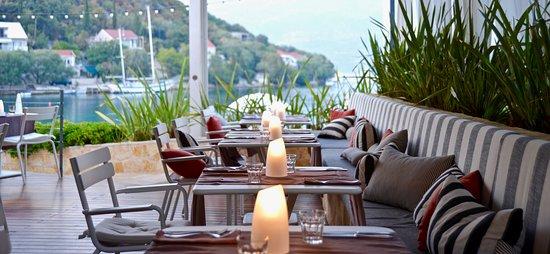 Balcony - Picture of Tara's Lodge, Korcula Island - Tripadvisor