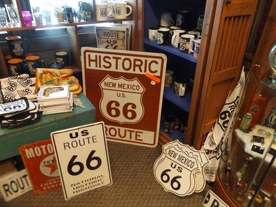 Route 66 Tucumcari